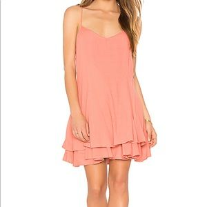 Cleobella Zoe Coral Dress